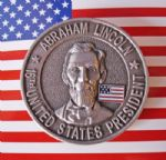 President Abraham Lincoln Collectors Coin